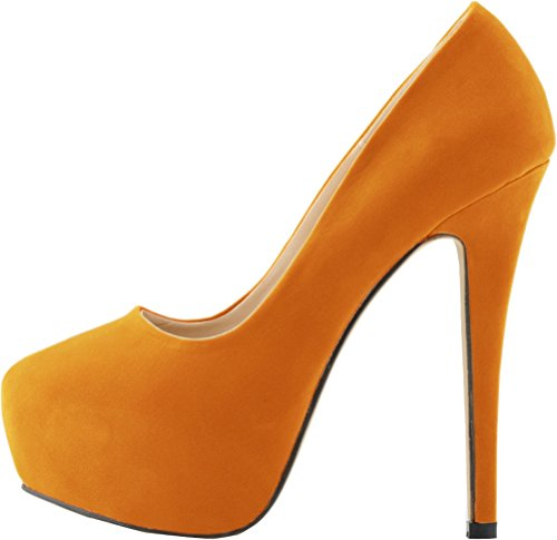 Orange Scarpe plateau CFP donna con wIxdRFd