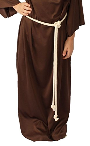[Alexanders Costumes Story of Christ Biblical Rope Belt Child Costume] (Bible Costumes For Kids)