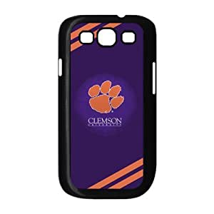 Custom Clemson Tigers Back Cover Case for SamSung Galaxy S3 I9300 JNS3-005