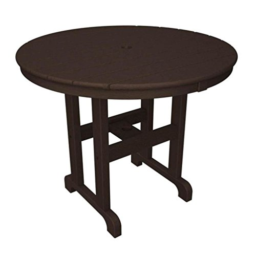 Round Outdoor POLYWOOD Dining Table Review