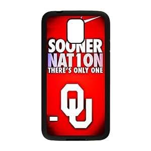 DIY Case 11 Sports NCAA Oklahoma Sooners Samsung Galaxy S5 Case-Just DO It Kimberly Kurzendoerfer