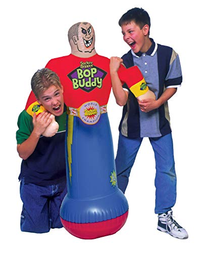 Socker Boppers Power Bag: Big Time Toys 23169 Socker Boppers Bop Buddy