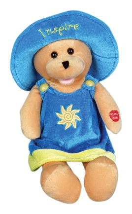 "Chantilly Lane 17"" Connie Talbot Inspire Bear Sings ""You Raise Me Up"""