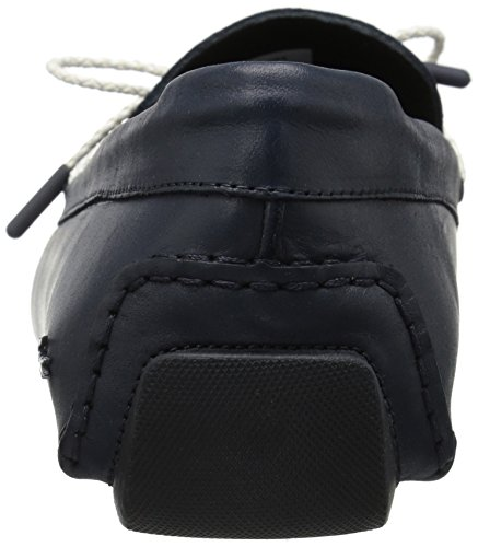 Lacoste Mens Pilots Corde 117 1 Sneaker Blu Scuro