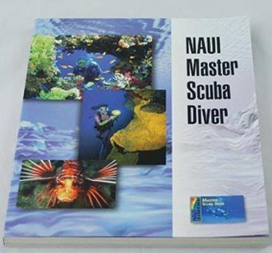 NAUI Master Scuba Diver 2nd edition by John Heine, Jolie Bookspan, Peter Oliver (2004) Paperback