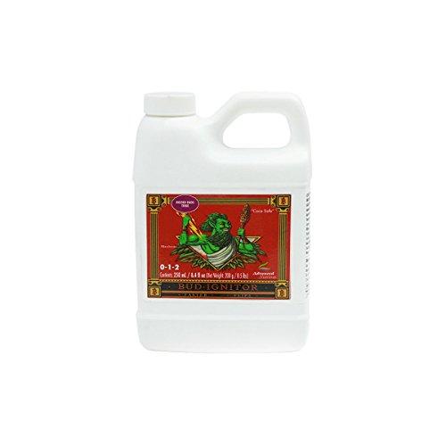 Advanced Nutrients 2360-12 Bud Ignitor Fertilizer, 250 mL, 0.25 Liter (250 Ml Food)
