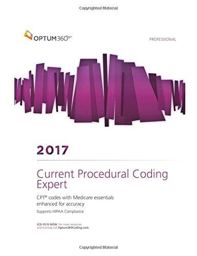 Current Procedural Coding Expert, Professional Edition 2017 (Softbound)