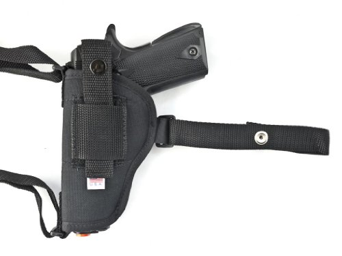 Outbags OB-29SH (RIGHT) Nylon Horizontal Shoulder Holster