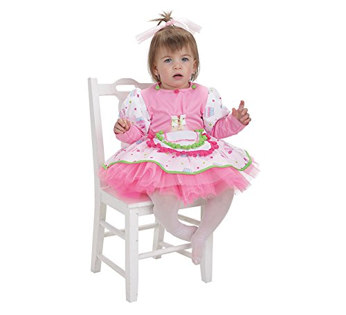LLOPIS - Disfraz Bebe Cupcake: Amazon.es: Juguetes y juegos