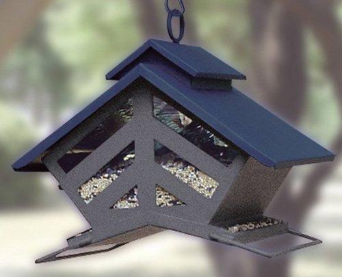 Heritage Farms Chalet Bird Feeder - 1
