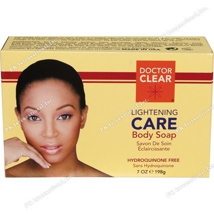 Doctor Clear Lightening CARE Body Soap 7oz (Doctor Clear Lightening Care Body Lotion Reviews)
