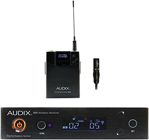 Audix AP41 L5 Lavalier Wireless System 554-586 MHz