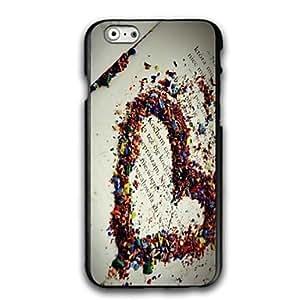 GX Cubierta Posterior - Gráfico - para iPhone 6 ( Blanco/Multicolor , Plástico )