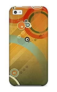 For Iphone 5c Case Protective Case For Retro Case