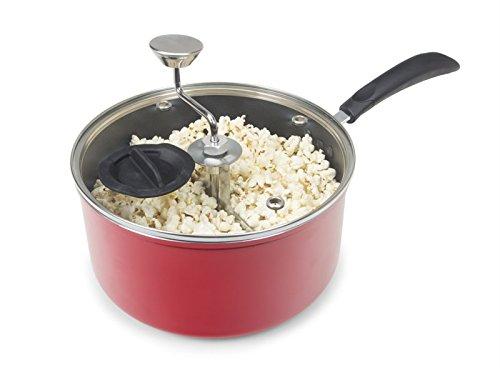 popcorn pot with lid - 1