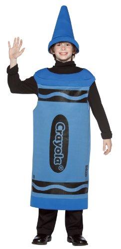 Tween Blue Crayola Crayon