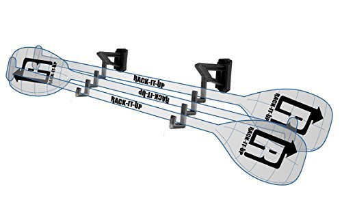 Rack-It-Up Paddle Wall Rack (3) Paddles by Rack-It-Up