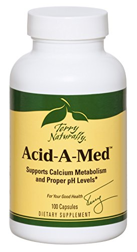 Terry Naturally Acid-A-Med - 100 Capsules by Terry Naturally