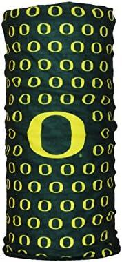 Oregon Ducks Tube Scarf University of Oregon Bandana Facemask Headwear