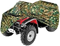 "Heavy Duty 300 Denier Camo Color Waterproof Atv Cover Fits Up To 100"" Length Superior Atv Covers 4-wheeler 4x4, Polaris, Suzuki, Yamaha, Kawasaki, Honda, Atv Cover Rancher, Foreman, Fourtrax, Recon"