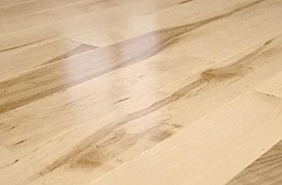 5 inch Greenland 7-Layer Engineered Hardwood Maple Natural (Country Style) Flooring (6 inch Sample)
