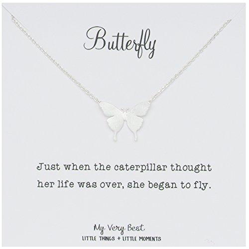(My Very Best Butterfly Necklace_