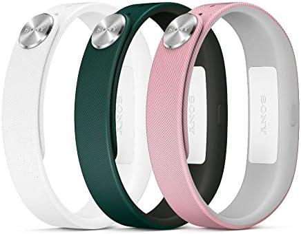 Sony SRW110PUS - Pack Active de tres pulseras para SmartBand, lila ...