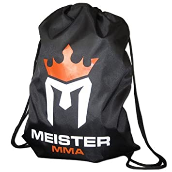 Amazon.com : Meister MMA Drawstring Sackpack - Backpack Gym Bag ...