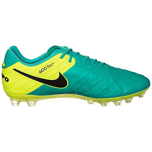 Nike Legend volt da Black Verde volt Calcio Jade r Tiempo VI Clear Verde Scarpe Uomo AG 5rxfrwqYOZ
