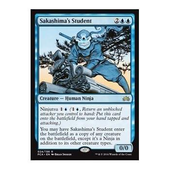 Amazon.com: Magic: the Gathering - Sakashima39;s Student ...