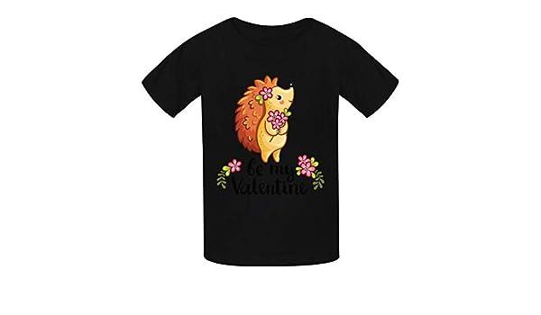 Gustavo Ma BE My Childrens Boy 100/% Cotton Print Short Sleeve T-Shirt