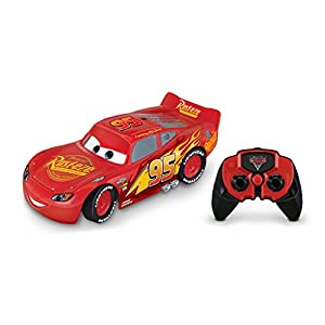 Cars Racing Hero Lightning McQueen Vehicle - 41UR3O5j9GL - Cars Racing Hero Lightning McQueen Vehicle