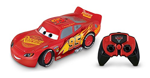 Cars Racing Hero Lightning McQueen Vehicle (His Race Car)