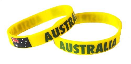 (Australia - Aussie Silicone Wristband)