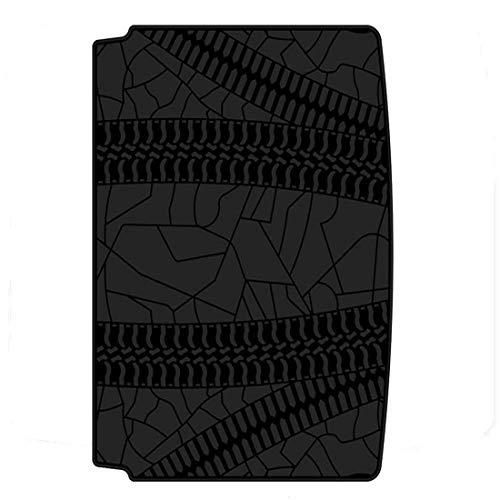 caartonn Trunk Cargo Tray Cargo Liner Trunk Cover Floor Rubber Mat for 2017 2018 2019 Jeep Renegade