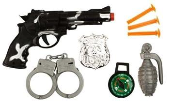 Policía De esJuguetes Y NiñaAmazon O Juegos Para Niño Kit N8kXOPn0w