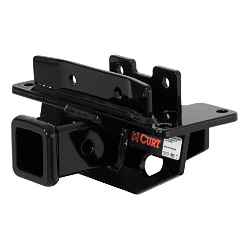 Durango Trailer Dodge - CURT 13072 Class 3 Trailer Hitch, 2-Inch Receiver for Select Dodge Durango and Chrysler Aspen