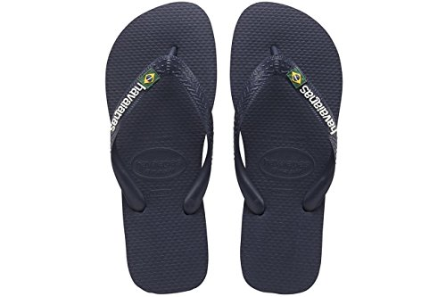 Havaianas Sandale Brésilienne Pour Femme Sandale Flip-flop Bleu Marine