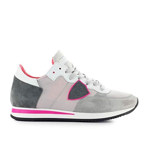 Model Grigio Philippe Donna Tropez Sneaker Da Fucsia 2019 Ss Scarpe Mondial 0STwqTdr