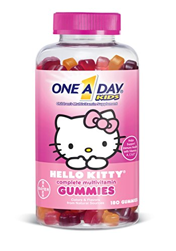 one-a-day-kids-hello-kitty-gummies-180-count