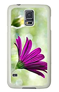 Brian114 Samsung Galaxy S5 Case, S5 Case - Customized White Hard Back Case Cover for Samsung Galaxy S5 One Day You Will Be Like Me Top Quality Hard Case for Samsung Galaxy S5 I9600