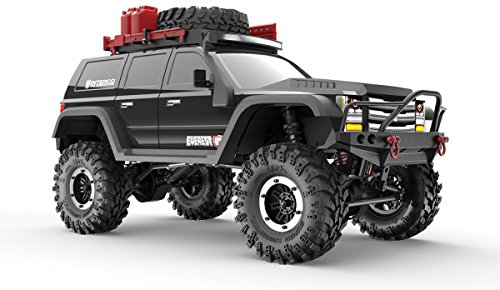 - Redcat Racing Everest Gen7 Pro 1/10 4WD RTR Scale Rock Crawler