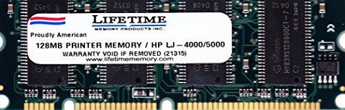 128MB HP LaserJet Printer 100-pin Memory for HP LaserJet 1320 2300 2505 2550 2605 2700 2820 2840 3390 3392 4100