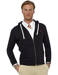 Polo Classic Full-Zip Fleece Hooded Sweatshirt