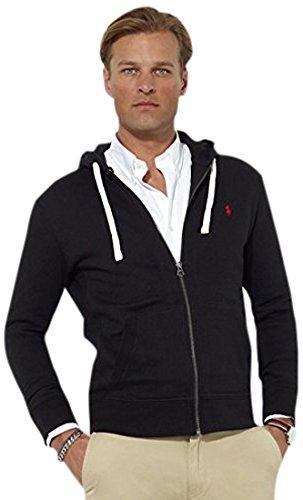 RALPH LAUREN Polo Classic Full-Zip Fleece Hooded