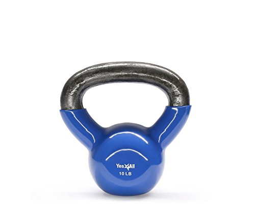 Yes4All Kettlebell quality Training Exercise