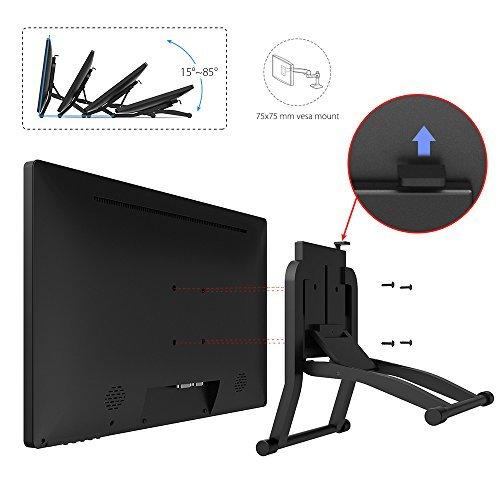 XP-Pen 22 Pro HD IPS Monitor de Dibujo con Soporte Ajustable