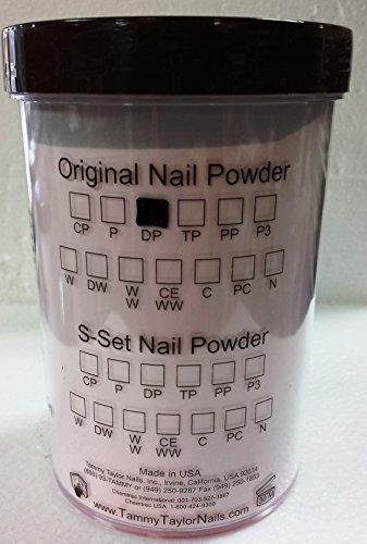 Tammy Taylor Nail Powder Dramatic Pink 14.75 (Tammy Taylor Nail Powder)