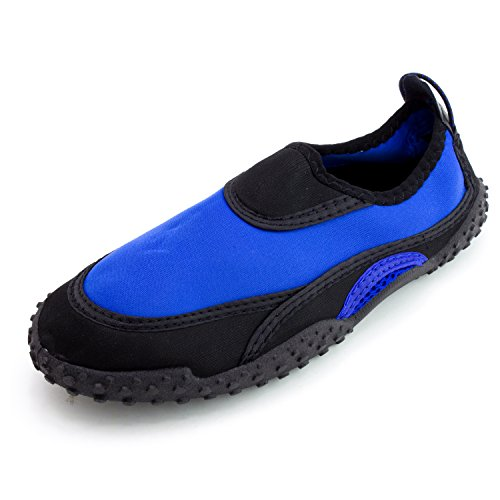 Womens Outdoor Beach Pool Creek Aqua Water Shoes (Adults) Royal