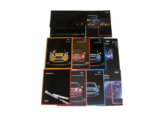 2010 mini cooper mini convertible owners manual amazon com books rh amazon com 2014 Mini Cooper 2007 Mini Cooper
